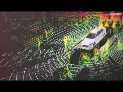 Velodyne's LiDAR System for Autonomous Driving
