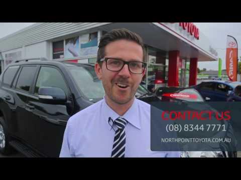 2014 TOYOTA PRADO REVIEW – Northpoint Toyota