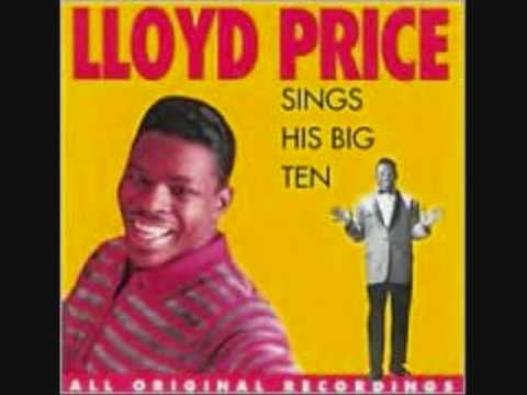 """Personality""       Lloyd Price"