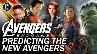 New Avengers: Who Will Take the Lead After Endgame? by Collider