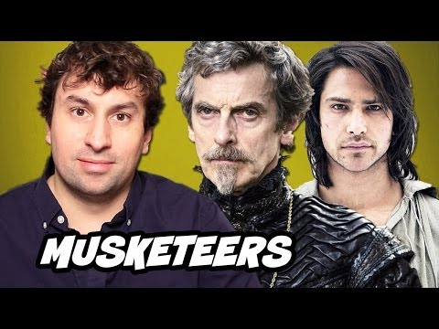 The Musketeers BBC Episode 1 Review