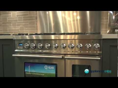 ILVE built-in range of electric and gas ovens for the modern kitchen - Appliances Online