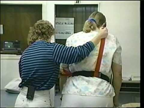 LIFF BELT 1 -  Patient Transfer / Assisted walking