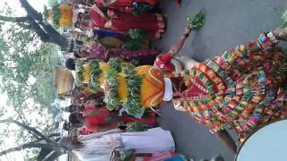 Bonalu in Rebbana