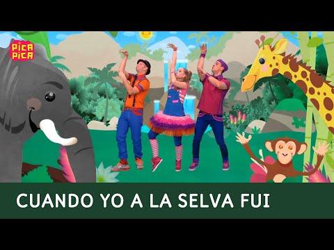 Pica-Pica - Cuando Yo A  La Selva Fui (Videoclip Oficial)