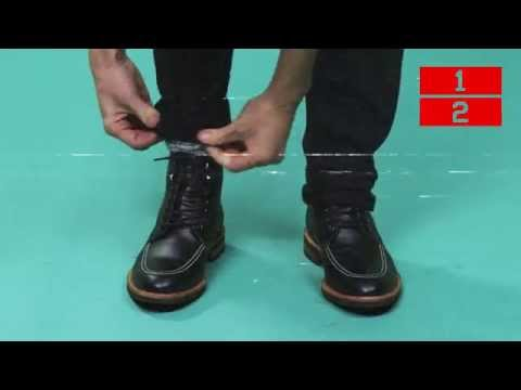 How to wear boots with jeans | ASOS Menswear style tutorial