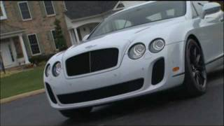 MotorWeek Road Test: 2010 Bentley Continental Supersports