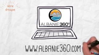 Albanie 360°, comment ça fonctionne ?