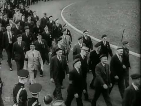 Films of Britain - About the film A British Newsreel compilation from various news sources. Man That Fortress - Armament and enlistment in Britain. Canadian Destroyers In Engla...