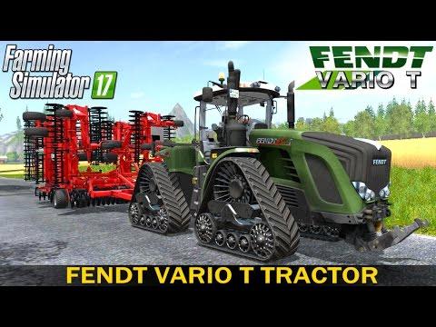 Fendt Vario T v2.0