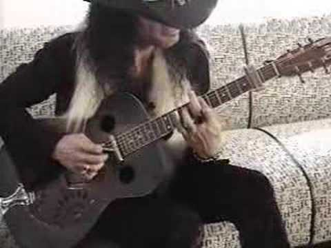 Eric Sardinas Slide Blues Force