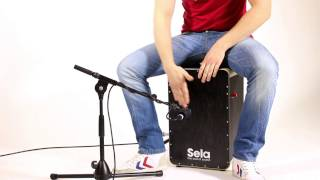 Sela Pro Snare On/Off-Mechanism Videos 1