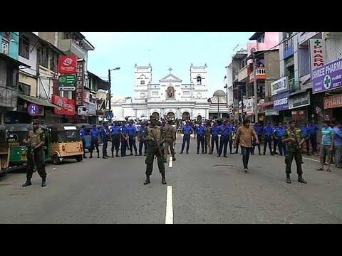 Sri Lanka: Mehr als 130 Tote bei Anschlägen auf katho ...