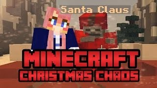 Touched by the Christmas Spirit | Minecraft Mini-game | CHRISTMAS CHAOS