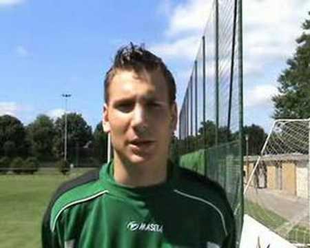 Eerste training 2008-2009: Jo Coppens