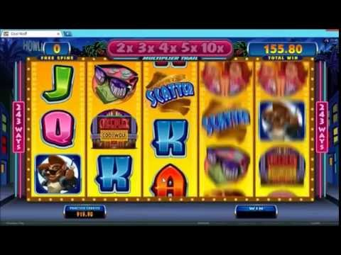 Cool Wolf Video Slot Game Casino