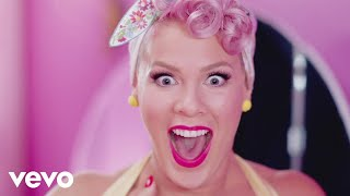 image of P!nk - Beautiful Trauma (Official Video)