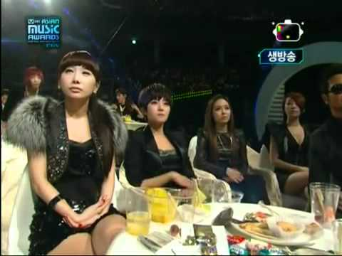 ‪Brown Eyed Girls-Best Female Group MAMA 2009