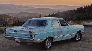 1967 Ford Fairlane - One Take by The Smoking Tire