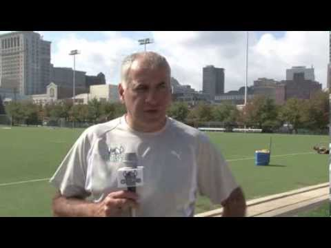 Coach's Corner with Kaz 10-1-13