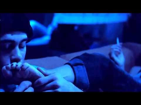 Rosario Dawson foot worship from a movie HD