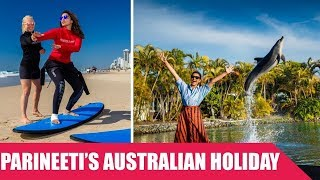 Parineeti Chopra is busy exploring Australia, and we envy her