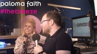Paloma Faith interview - Her brand new album (2014)