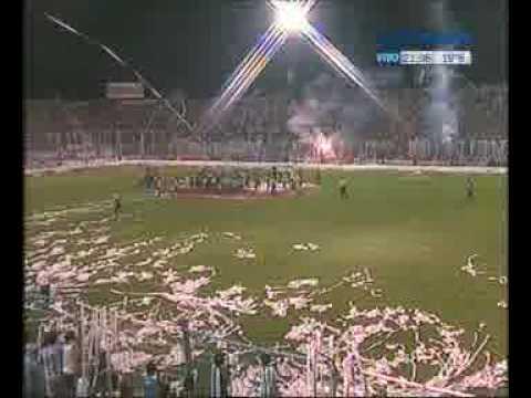 Atletico Tucuman - Recibimiento contra Belgrano - La Inimitable - Atlético Tucumán