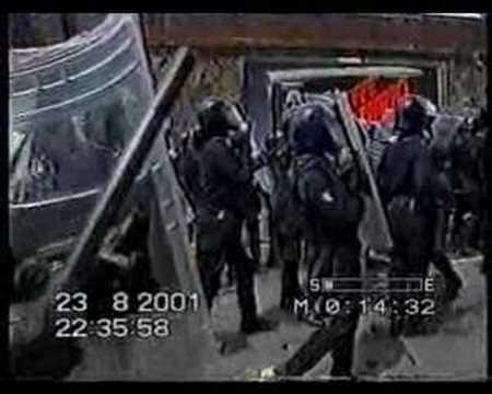 g8 genova: italia condannata per reato di tortura!!