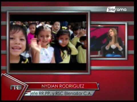 Campaña de concientización sobre cuidado oral infantil de Blenastor C.A. y la municipalidad de Guayaquil