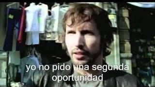 james blunt - same mistake (subtitulado en español)