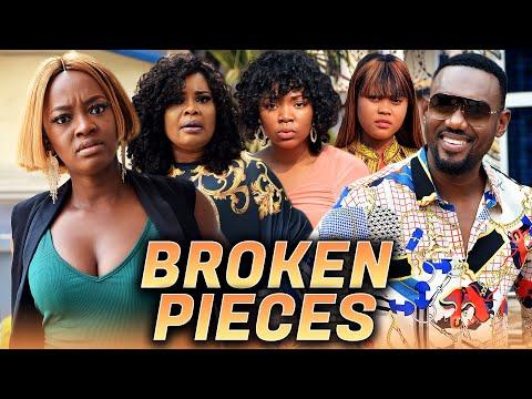 BROKEN PIECES (New Hit Movie) Luchy Donalds & Eddie Watson 2021 Latest Nigerian Nollywood Movie