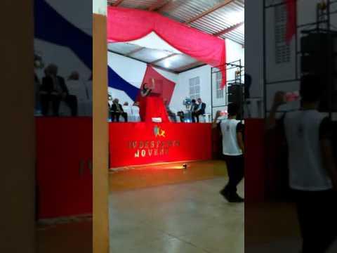 Vencendo Outra Vez- Eliã Oliveira em Tacima