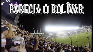 Facebook: Santos Depressivo (facebook.com/santosdepressivo)Instagram: @santosdepressivoSnapchat: santosdepre1912Aqui está o vídeo de arquibancada da nossa goleada diante do Sporting Cristal, onde nos consagramos de vez na liderança do grupo. Que venham as oitavas!SOBRE O JOGO:Santos goleia Sporting Cristal com facilidade e confirma liderançaO duelo do Santos contra o Sporting Cristal, nesta terça-feira, na Vila Belmiro, pela Libertadores, pode ser definido com apenas uma palavra: facilidade. Já classificado e encarando o lanterna do grupo 2, o Peixe não encontrou qualquer dificuldade para fazer 4 a 0. Desde os primeiros minutos, a equipe comandada por Dorival Júnior aproveitou-se da baixa qualidade técnica dos peruanos, se impôs, e não precisou se esforçar para alcançar a goleada. Na primeira etapa, Ricardo Oliveira e David Braz marcam. Após o intervalo, Vitor Bueno anotou o terceiro e o próprio zagueiro fechou o marcador.Com o triunfo e a liderança confirmada, o Peixe agora terá um 'descanso' no torneio continental. Afinal, as oitavas de final começam apenas a partir de 4 de julho. Antes disso, no dia 14 de junho, acontece o sorteio para a definição do adversário dos santistas, que será alguma equipe que se classificou em segundo.Com isso, os comandados de Dorival Júnior voltam suas atenções para o Campeonato Brasileiro. No próximo domingo, às 16h (de Brasília), o alvinegro recebe o Cruzeiro, na Vila, pela terceira rodada da competição nacional.FICHA TÉCNICA:SANTOS 4 X 0 SPORTING CRISTALLocal: Vila Belmiro, em Santos (SP)Data: 23 de maio de 2017, terça-feiraHorário: 21h45 (de Brasília)Árbitro: Jose Mendez (PAR)Assistentes: Juan Zorrilla (PAR) e Carlos Caceres (PAR)Público: 6.632Renda: R$ 234.160,00Cartões amarelos: SANTOS: Victor Ferraz. SPORTING CRISTAL: Revoredo.GOLS:SANTOS: David Braz, aos 19 do 1T e 26 do 2T; Ricardo Oliveira, aos 22 do 1T; Vitor Bueno, aos 21 do 2T;SANTOS: Vanderlei; Victor Ferraz, Lucas Veríssimo, David Braz e Zeca (Thiago Ribeiro); Renato, T