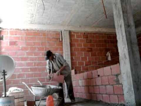 comment construire un mur en brique rouge la r ponse est sur. Black Bedroom Furniture Sets. Home Design Ideas