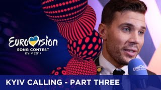 This is Kyiv calling! Every week, we look back at the 2017 Eurovision Song Contest. This week, we look back at the road to Kyiv.  If you want to know more about the Eurovision Song Contest, visit https://eurovision.tv