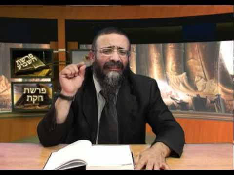 פרשת חוקת – הרב מיכאל לסרי