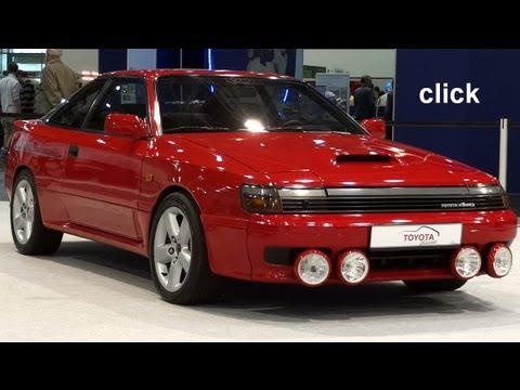 Toyota celica gt 4wd фото