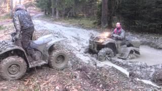 10. Kingquad 750,Yamaha:Wolverine 450,grizzly 660