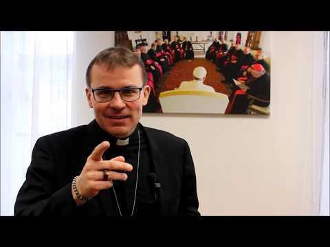 O vás bez vás | Výzva biskupa Holuba k synodě