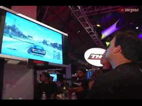 PC Игры Репортаж с E3 2007