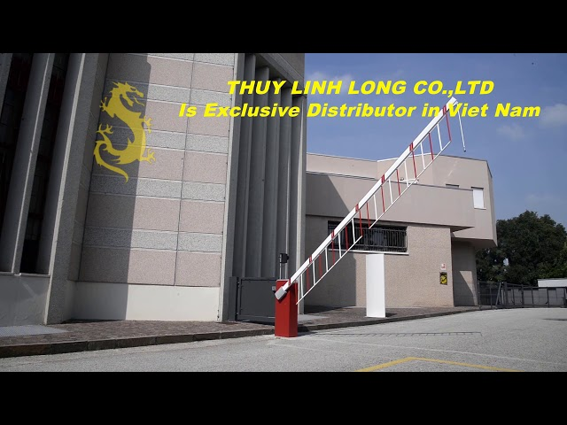 BARRIER TỰ ĐỘNG \ BARRIER LIMIT COMUNELLO