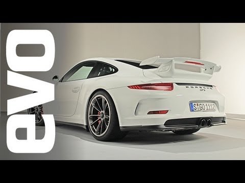 Porsche 991 GT3 inside look - interview with Andreas Preuninger