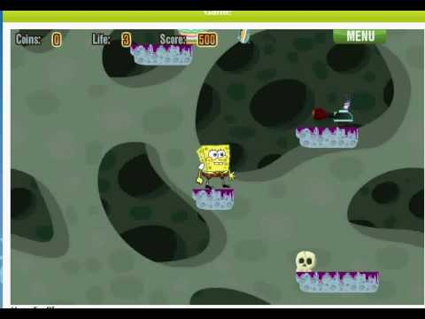 spongebob games unlimited