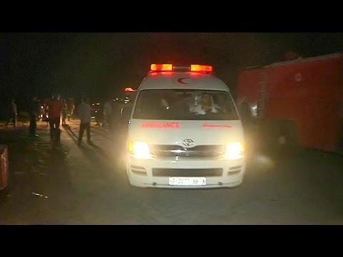 Μ. Ανατολή: Ισραηλινά μαχητικά χτύπησαν στόχους στη Λωρίδα της Γάζας