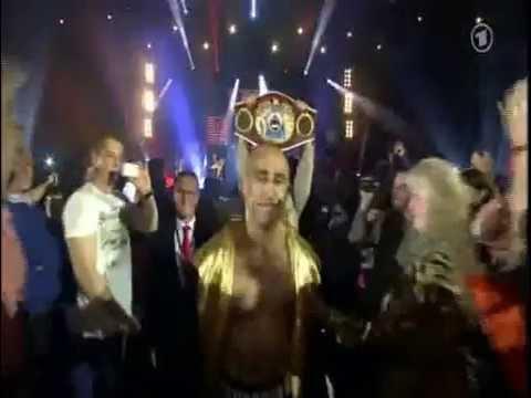 Edguy German TV - Love Tyger live Premiere boxing (видео)