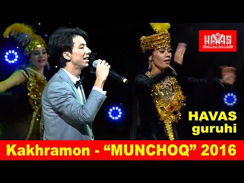 Video Munchoq-2016. HAVAS guruhi download in MP3, 3GP, MP4, WEBM, AVI, FLV January 2017