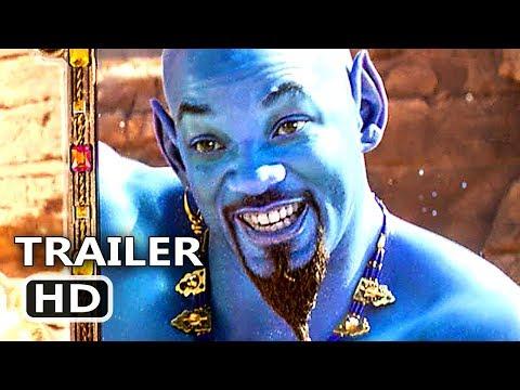 ALADDIN Trailer # 3 (NEW 2019) Will Smith, Disney Movie HD