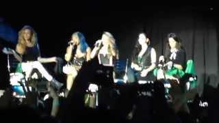 Fifth Harmony - Who Are You / Camila crying (Z Festival - São Paulo)