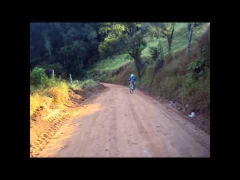 Caminho da Fé- Águas da Prata a Aparecida de bike 2011